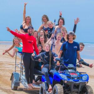 Bleukite surf trip Essaouira Morocco